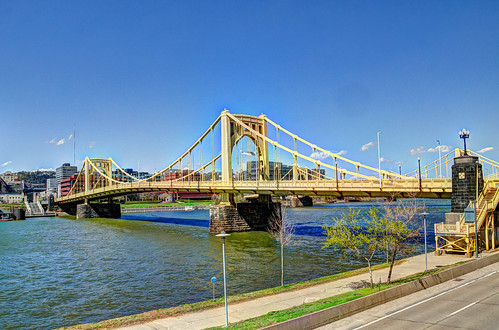 6th Street Bridge | by Mike Procario