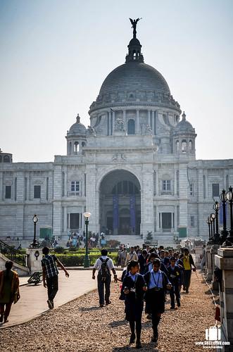 Victoria Memorial, Kolkata | by Sreejith Vijayakumar