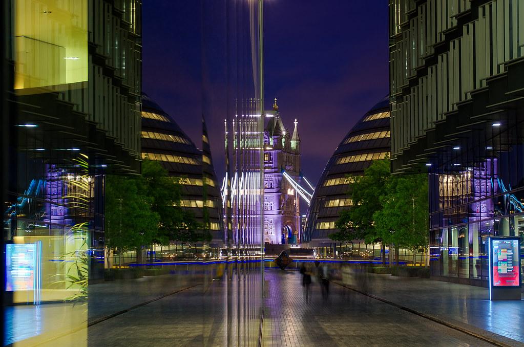 City Hall reflections