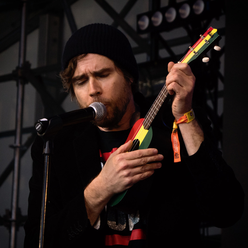 Jon Wurster | Punk on a ukulele | David Lee | Flickr