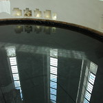 Installation water mirror
