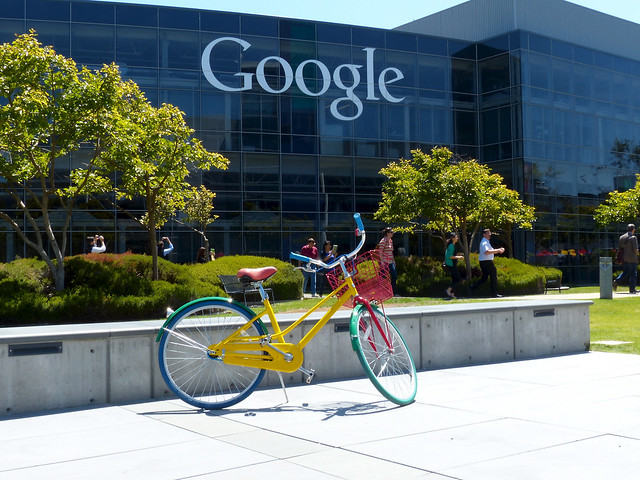 The Google Bike