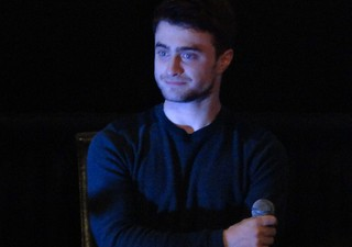 Daniel Radcliffe attends Los Angeles Times Indie Focus Kill Your Darlings screening