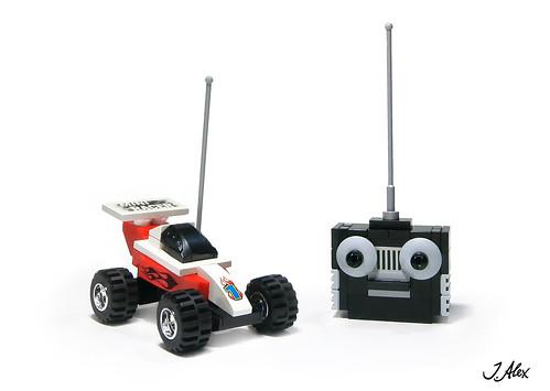LEGO Mini Racer