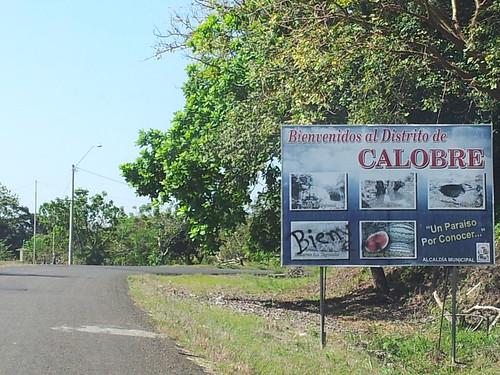 Bienvenidos a Calobre   by Dott