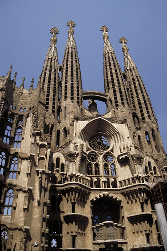 La Sagrada Familia | by MCAD Library
