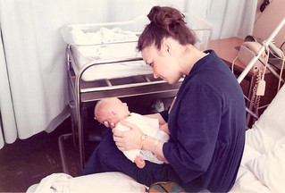 The Newborn Paul's First Moments with Mandy | by pcurto