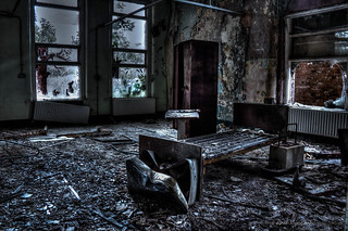 Whittingham Asylum - Time Capsule | by DugieUK