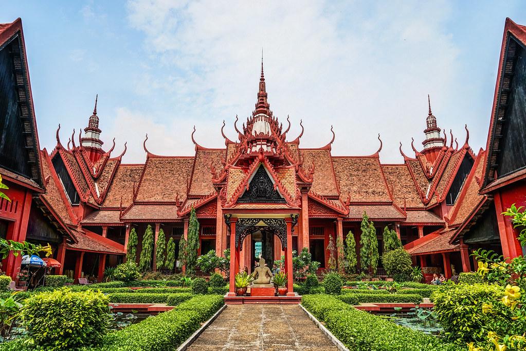 National Museum, Phnom Penh, Cambodia | National Museum, Phn… | Flickr