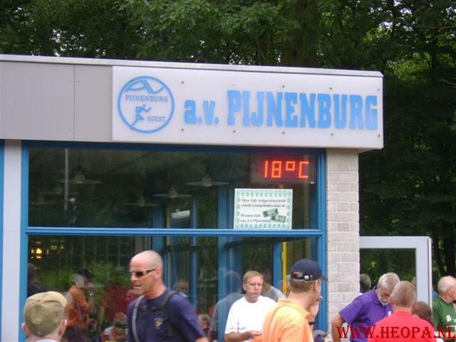 1e dag Amersfoort  40 km  22-06-2007 (29)