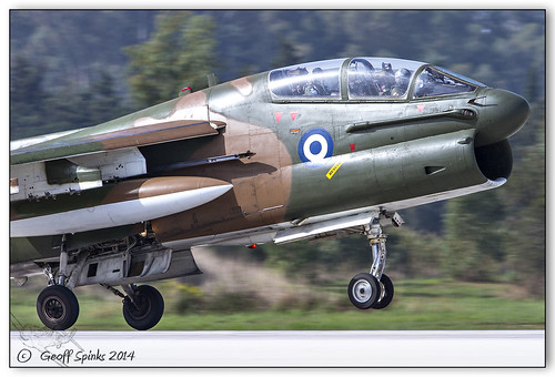 HAF A-7 Retirement, Spotters Day, Araxos A_46 | by Geoff Spinks Photography