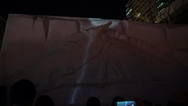 Race Horse Ice Sculpture
