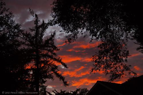 california pink blue sunset orange silhouette northerncalifornia clouds purple dusk monsoon sanfranciscobayarea bayarea sonomacounty sonomacountyca sebastopol northbay sebastopolca