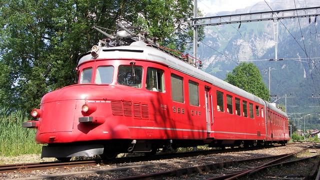 Roter Pfeil RAe 4/8 Churchill Pfeil (Juli 2006)