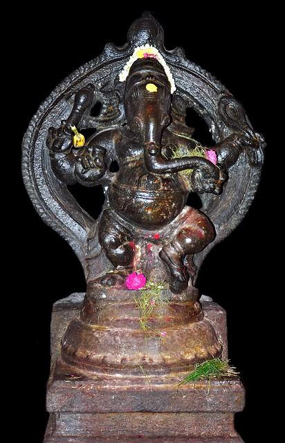 India - Tamil Nadu - Madurai - Meenakshi Amman Temple - Ganesha - 11