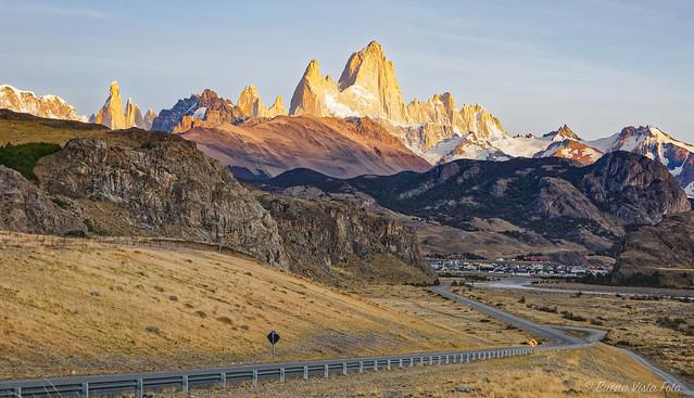 El Chaltén, Patagonia Argentina