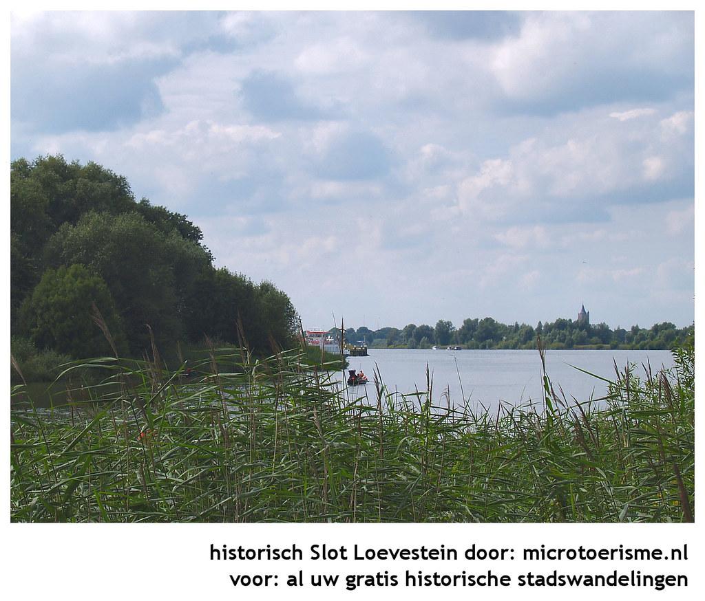 Microtoerisme InZicht Stadswandeling Slot Loevestein - 089