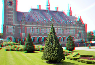Peace Palace The Hague 3D | by wim hoppenbrouwers
