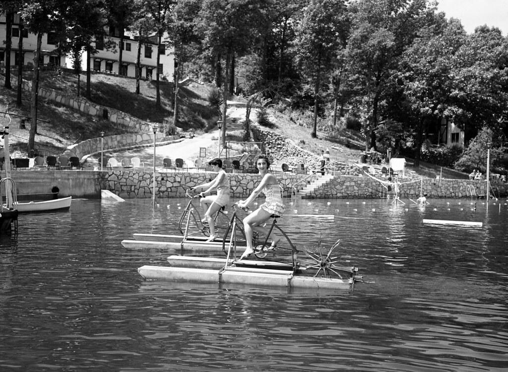 Water Biking (MSA)