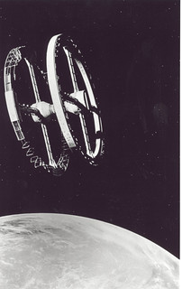 2001: A Space Odyssey Space Station | by NASA on The Commons