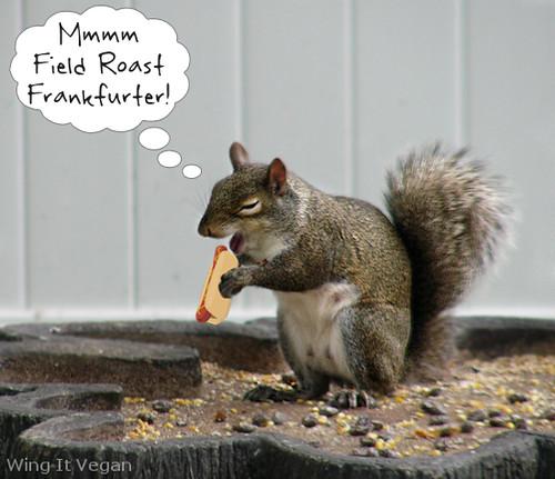 Mmm Field Roast Frankfurter! | by River (Wing-It Vegan)