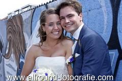 Bruidsreportage in Utrecht: Nicoline en Jacco