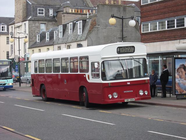 Bankfoot Buses TBK196K
