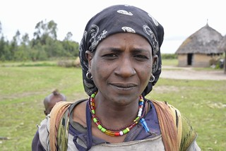 Oromo Woman, Ethiopia | by Rod Waddington