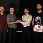 Fri, 21/02/2014 - 3:03pm - Live in Studio A, 2.21.2014 Photo by Deirdre Hynes