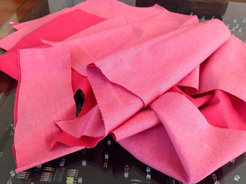 Fabric cutting fail | by djaiko