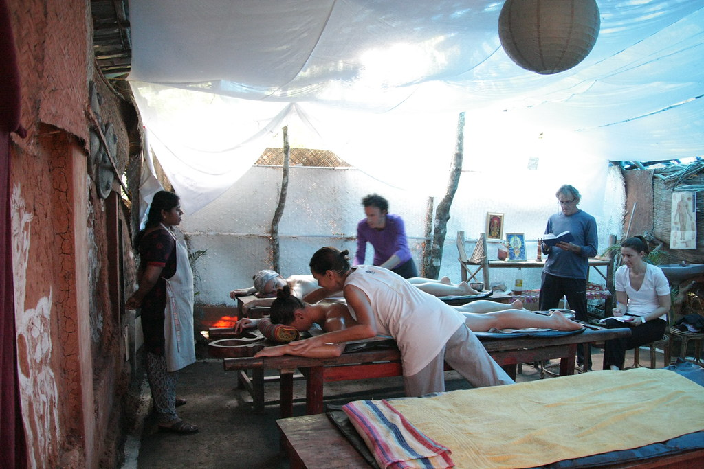 Ayurveda Training Courses India  The art of daily living in
