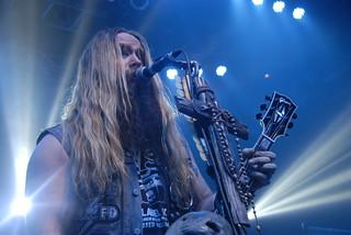 Zakk Wylde of Black Label Society | by Metal Chris