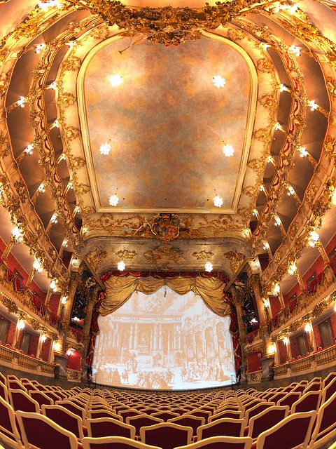 Munich Residenz Cuvilliés-Theater(c) Rehoboth Global Imagery 2015