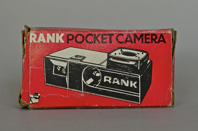 Rank Pocket Single Use Camera f-11 lens 2
