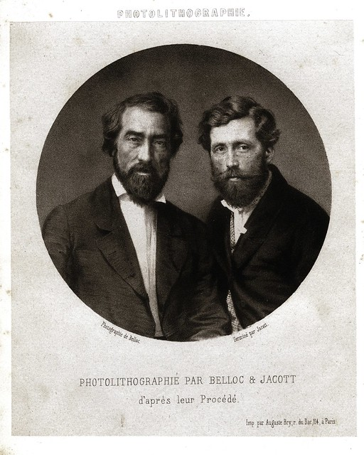 Auguste Belloc - Auguste Belloc and Jacott, 1855