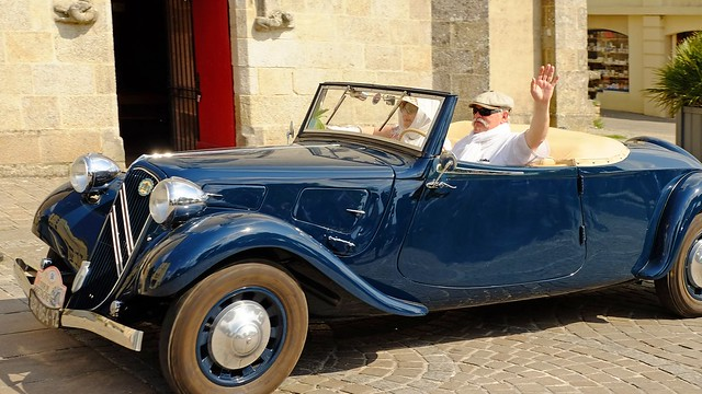CITROEN TRACTION cabriolet 1939