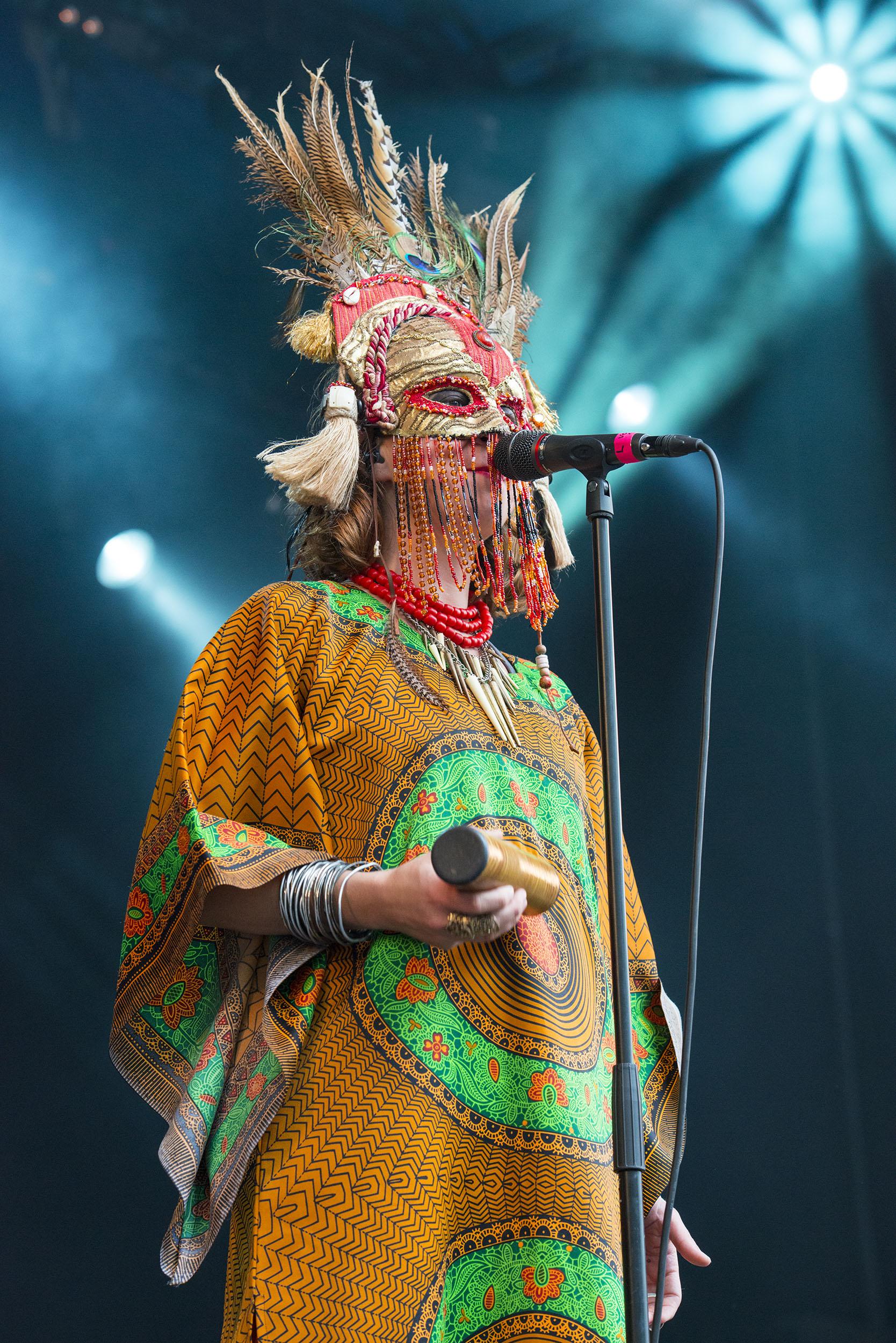 Goat @ Cactusfestival 2016 (© Nick De Baerdemaeker)