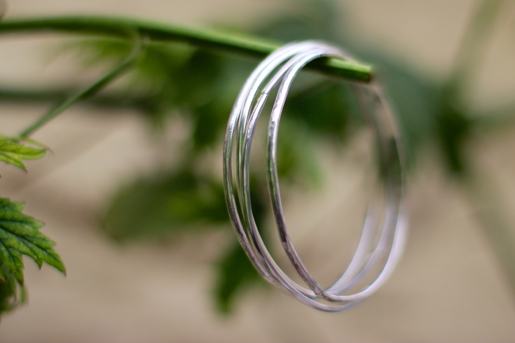 silver bangles outfit 5 truly myrtle flickr