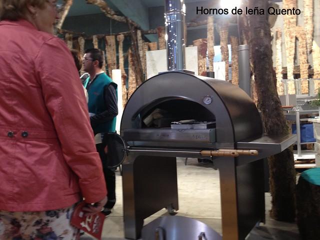 Horno Alfapizza mod. 4 Pizzas