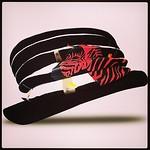 【LeafJamHat】Coco&Amiジャバラ帽子(しまうま)外:黄緑 中:ピンク http://item.rakuten.co.jp/leaf-jam/m2407g-p/  #hat #cap #handmade #fashion #帽子 #キャップ #ボウシ #ぼうし #ハット #ハンドメイド #手作り