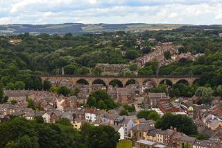 Durham Skyline | by mrgarethm