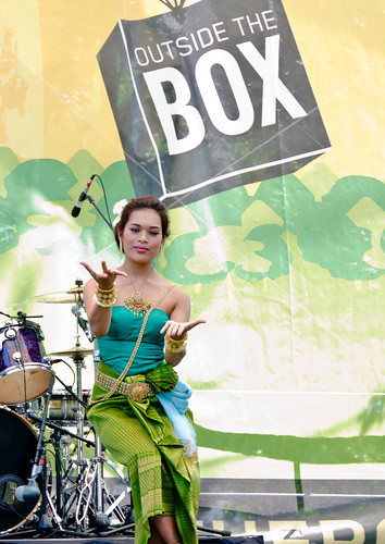 Angkor Dance Troupe Inc., Outside The Box, 2013-07-19, Credit:Feeney | by Massachusetts Office of Travel & Tourism