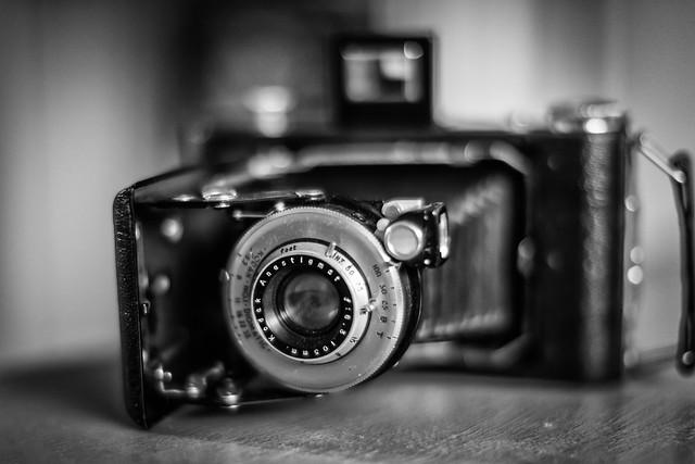 Vintage Kodak No. 1 Diomatic