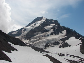Mt. Hood from Barrett Spur