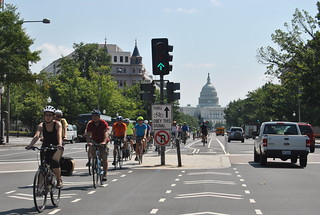 Green Lanes Planner/Engineer Tour | by Washington Area Bicyclist Association
