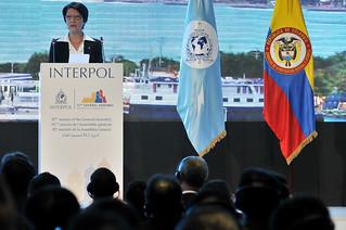 Asamblea 82 de Interpol, Cartagena, Colombia | by Policía Nacional de los colombianos