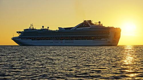 Sunset Cruise | by Damian Gadal