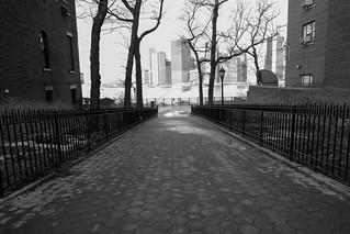 Brooklyn Promenade Path | by Barney A Bishop