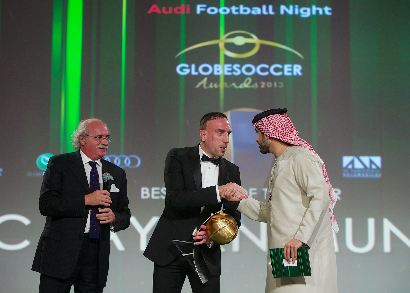 Globe Soccer Awards 229