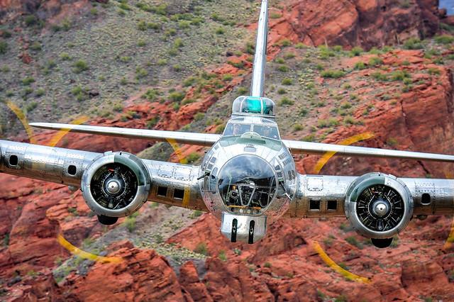 Boeing B-17G Bomber